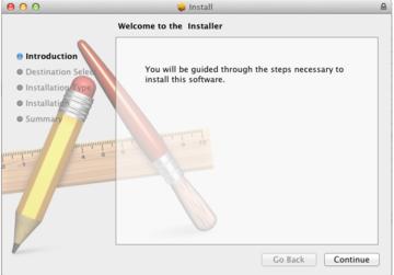 Installing PAServer
